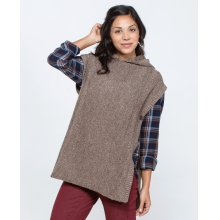 Women's Pico Poncho Sweater