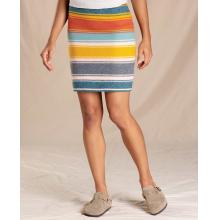Women's Merino Heartfelt Sweater Skirt by Toad&Co
