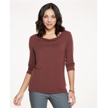 Women's Bel Canto 3/4 Drape Neck by Toad&Co in Durango Co