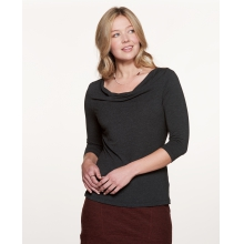 Women's Bel Canto 3/4 Drape Neck by Toad&Co in Golden Co