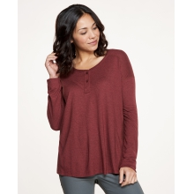 Women's Aria Henley LS Top by Toad&Co in Sioux Falls SD