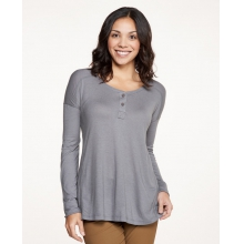 Women's Aria Henley LS Top by Toad&Co in Phoenix Az