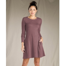 Women's Windmere Dress by Toad&Co in Marina Ca