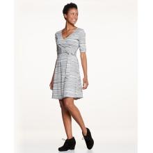 Women's Imogene Wrap SS Dress by Toad&Co in Mountain View Ca