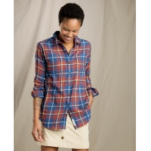 Women's Cairn LS Shirt by Toad&Co in San Jose Ca
