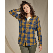 Women's Cairn LS Shirt by Toad&Co