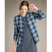 Women's Indigo Skye LS Shirt by Toad&Co in Glenwood Springs CO