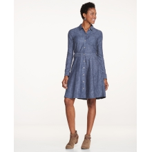 Women's Chambray Shirt Dress by Toad&Co in Sioux Falls SD