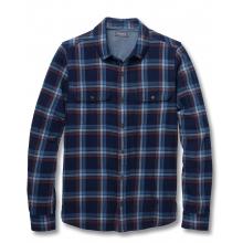 Men's Indigo Flannel Slim LS Shirt by Toad&Co