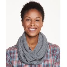 Women's Merino Cable Scarf
