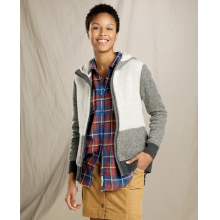 Women's Wildwood Sherpa Hoodie by Toad&Co in Grand Lake Co