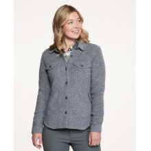 Women's Boxcan Sherpa Overshirt by Toad&Co in Concord Ca