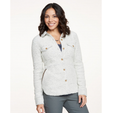 Women's Boxcan Sherpa Overshirt by Toad&Co