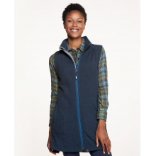 Women's Arriva Long Vest by Toad&Co in Fort Collins Co