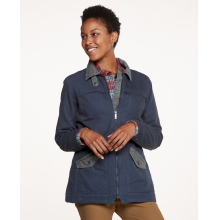 Women's Corbett Canvas Jacket by Toad&Co in Folsom Ca