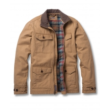 Men's Carver Canvas Coat