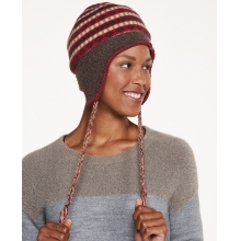 Women's Fairisle Peruvian Hat