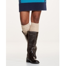 Women's Donegal Cable Legwarmer by Toad&Co