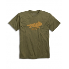 Men's Imbedded Toad SS Tee by Toad&Co in Costa Mesa Ca