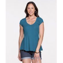 Women's Women's Daisy Rib SS Tee by Toad&Co in Fort Collins Co