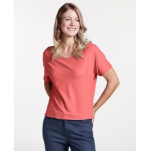 Women's Tissue Crop SS Tee by Toad&Co in Concord Ca