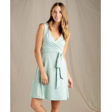 Women's Cue Sleeveless Dress by Toad&Co in Boulder Co