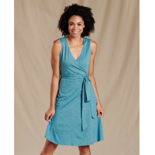 Women's Cue Sleeveless Dress by Toad&Co in Blacksburg VA