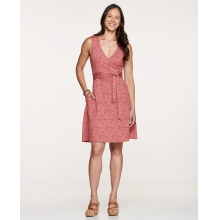 Women's Cue Wrap SL Dress by Toad&Co in Mobile Al