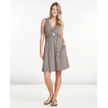 Women's Cue Wrap SL Dress by Toad&Co in Anchorage Ak