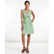 Women's Cue Wrap SL Dress by Toad&Co in Huntsville Al