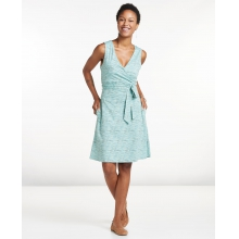 Women's Cue Wrap SL Dress by Toad&Co