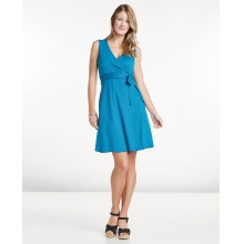 Women's Cue Sleeveless Dress by Toad&Co in Tustin Ca