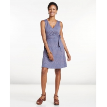 Women's Cue Wrap SL Dress by Toad&Co in Sioux Falls SD