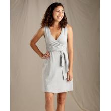 Women's Cue Sleeveless Dress by Toad&Co in Flagstaff Az