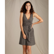 Women's Cue Sleeveless Dress by Toad&Co in Marina Ca
