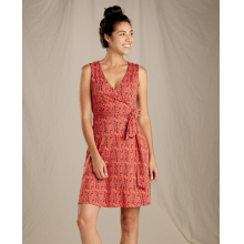 Women's Cue Sleeveless Dress by Toad&Co in Oro Valley Az