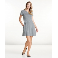 Women's Windmere SS Dress by Toad&Co in Marina Ca