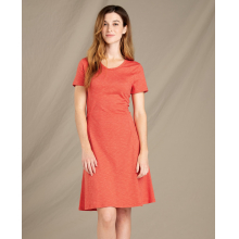 Women's Windmere SS Dress by Toad&Co in Fairbanks Ak