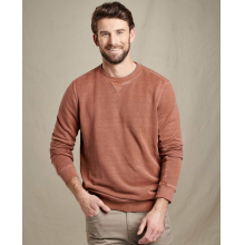 Men's Epique Crew Sweatshirt by Toad&Co in San Carlos Ca
