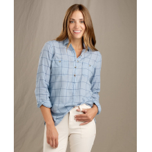 Women's Indigo Ridge LS Shirt by Toad&Co