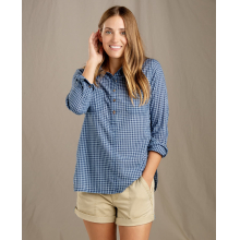 Women's Indigo Ridge LS Shirt by Toad&Co in Birmingham Al