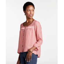 Women's Windsong LS Shirt by Toad&Co in Fremont Ca