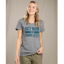 Women's W's Act Now SS Tee