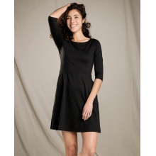 Women's Faro Dress by Toad&Co in Marina Ca