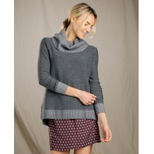 Cabriolet T-Neck Sweater