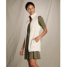 Women's Allie Fleece Vest by Toad&Co in Auburn Al