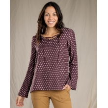 Women's Hillrose LS Shirt by Toad&Co in Birmingham Al