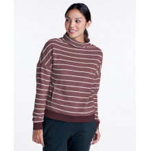 Women's Cashmoore T Neck by Toad&Co in Leeds Al