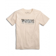 Men's M's Winter Woods To Live By SS Tee