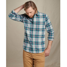 Men's Flannagan Slim LS Shirt by Toad&Co in Sioux Falls SD